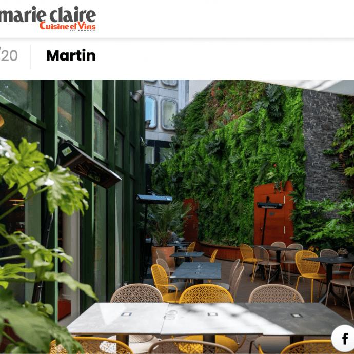 Marie Claire Cuisine & Vins