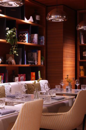 Martin Restaurant - Salle